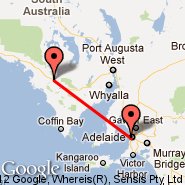 Adelaide (Adelaide International Airport, ADL) - Minnipa (MIN)