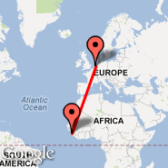 Amsterdam (Amsterdam-Schiphol, AMS) - Conakry (CKY)
