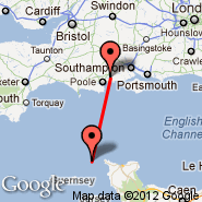 Bournemouth (Bournemouth International, BOH) - Alderney (The Blaye, ACI)