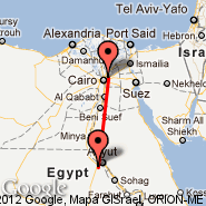 Cairo (Cairo International, CAI) - Assiut (ATZ)
