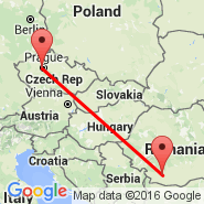 Craiova (CRA) - Prague (Prague - Ruzyne International, PRG)