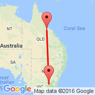 Charters Towers (CXT) - Albury (ABX)