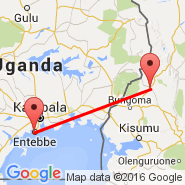 Entebbe (Entebbe International Airport, EBB) - Kitale (KTL)