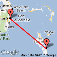 Fort Lauderdale (Fort Lauderdale/hollywood International, FLL) - Congo Town (COX)
