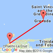 Grenada (Point Salines International, GND) - Cumana (Antonio Jos, CUM)