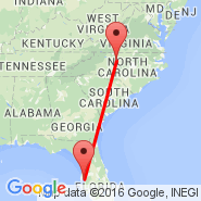 Greensboro (Piedmont Triad Intl, GSO) - Tampa (Tampa International, TPA)