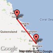 Gympie (GYP) - Townsville (Townsville International, TSV)