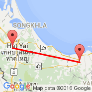 Hat Yai (Hat Yai International Airport, HDY) - Pattani (PAN)