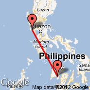Iloilo (Iloilo International, ILO) - Subic Bay (SFS)