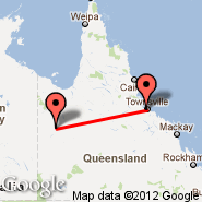 Mount Isa (ISA) - Townsville (Townsville International, TSV)