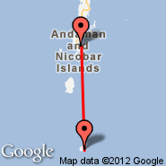 Port Blair (Port Blair, IXZ) - Car Nicobar (CBD)