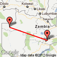 Lusaka (Lusaka International Airport, LUN) - Zambezi (BBZ)