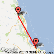 Mareeba (MRG) - Townsville (Townsville International, TSV)