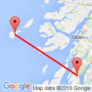 Oban (Oban Airport, OBN) - Tiree/Hebrides (Tiree, TRE)