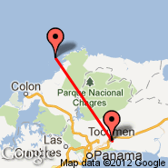 Panama City (Tocumen International, PTY) - Achutupo (ACU)