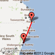 Byron Bay (Off-line Point, QYN) - Sydney (Kingsford Smith, SYD)
