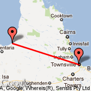 Townsville (Townsville International, TSV) - Karumba (KRB)