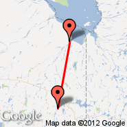 Timmins (YTS) - Moosonee (YMO)