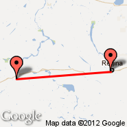Swift Current (YYN) - Regina/Saskatchewan (Regina, YQR)