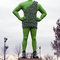 The Jolly Green Giant