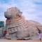 The Bull at Lepakshi, Andhra Pradesh