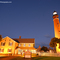 Ponce Inlet Lighthouse in twilight