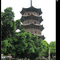Zhenguo Tower in Quanzhou City, the Highest Stone Tower of China(2007-07-07)