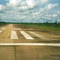 Ready for take-off, Ouesso airstrip, northern Congo