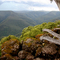 Barrington Tops National Park: view across the Tops from Thunderbolt's Lookout