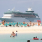 Majesty of the Seas from Coco Cay