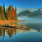 Another South Sister reflecting in Sparks Lake
