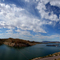 Elephant Butte Dam Panorama