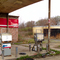 Abandoned Gas Station and Coffee House / I 45 / New Waverly Texas