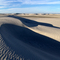 Dunes, Gone with the Wind - Guerrere Negro, Mexico