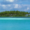 ADDU - Hithadhoo - lonely island in port lagoon