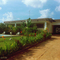 The house in Abengourou, Ivory Coast